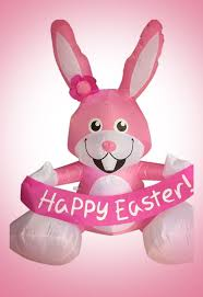 Easter Rabbit Table Decorations by Easter Decorations Collections
