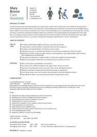 Direct Care Worker Resume Sample Astonishing Personal Care Worker Resume Sample 23 On Modern Resume