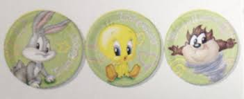 baby looney tunes u2013 playful pals u2013 lunch plates 8 ct ipartybox