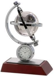 c1017 global ii desk clock