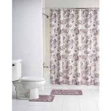 Bathroom Rug Sets Walmart Mainstays Multi Color Floral Chelsea 15 Polyester Bath In A