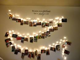 Easy Christmas Light Decoration Ideas Cute And Easy Way To Dress Up Your Room All You Need Is Pictures