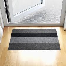 Chilewich Outdoor Rugs by Shag Bold Stripe Door Mat 46x71cm Chilewich Ambientedirect Com