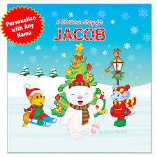 personalized christmas for kids christmas stories for kids a personalized christmas story with