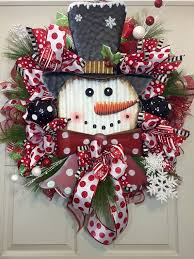 Images Of Decorated Christmas Wreaths by 1310 Best Wreaths Bows U0026 Decorating Ideas Images On Pinterest