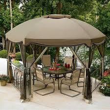 Patio Canopy Gazebo by Backyard Canopy Ideas Backyard Design Ideas