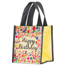 happy birthday gift bag small handbags
