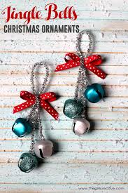 jingle bells ornaments the creative