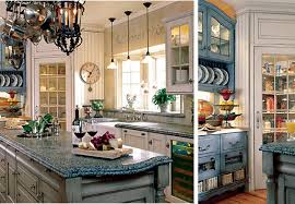 country french kitchen cabinets country blue kitchen cabinets quicua com