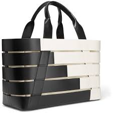 black and white striped gift bags 25 best striped tote bags ideas on tote bags