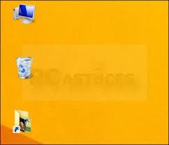 supprimer icone bureau supprimer les noms des icônes windows 7 et 8