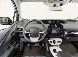 Interior Of Toyota Prius 2016 Toyota Prius Review Consumer Reports