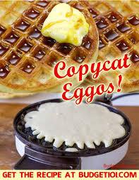 cuisine eggo liege eggo waffles cinnamon brown sugar flip flop eggo flavor waffles