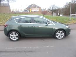 vauxhall astra 2 0 sri cdti 5d auto 157 bhp green 2010 in