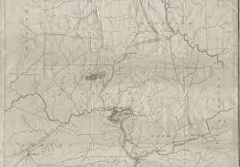 Map Of Washington County Pa by 1820 U0027s Pennsylvania Maps