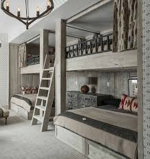 Three Level Bunk Bed Bunk Room Plans Bunk Room Designs Best 25 Bunk Rooms Ideas On