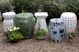 Ceramic Garden Decor Ceramic Garden Stools U2013 The Perfect Decoration Outdoors And Indoors