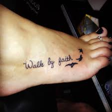 my tattoo walk by faith ink u0026 piercings pinterest faith