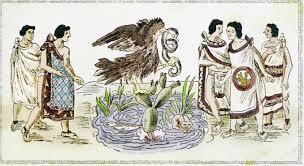 Tenochtitlan Map Tenochtitlan