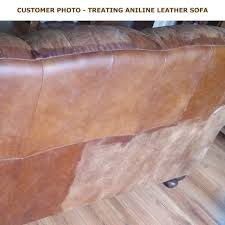 Cleaning Aniline Leather Sofa Natural Chambers Leather Balsam Conditioner And Restorer 200ml