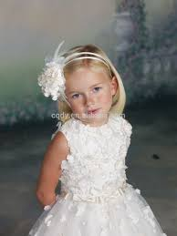 Wedding Dresses For Kids 2015 Charming White Communion Dress For Kids Ball Gowns For Girls