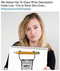 Meme Depression - draw what depression feels like know your meme