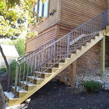 railing image gallery westbury tuscany aluminum decksdirect