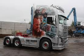 volvo lorries uk j davidson u0027s top 5 airbrushed trucks j davidson blog