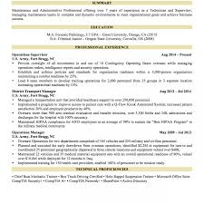 resume exles professional experience synonym cover how to write experience summary project manager resume general do