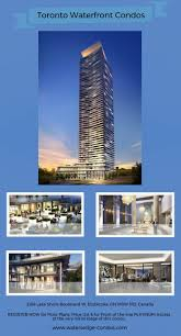 208 Queens Quay West Floor Plan by Waters Edge Condos Is One Of The Best Toronto U0027s Waterfront Condos