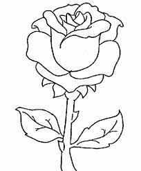 imagenes para colorear rosas dibujos para colorear flores rosas opticanovosti 67053a527d71