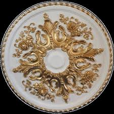 Cheap Ceiling Medallions by Shop Ceiling Medallions Rings At Lowescom Home Lighting Ideas