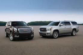 cadillac suv gas mileage 2015 gmc big suvs get better gas mileage