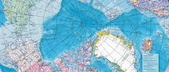 Canada Map by Blog Poirier U0027s Revenge U2013 The Map Of Canada Has The Wrong Arctic
