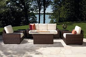 Outdoor Sofa Sets by Deep Seating Patio Furniture Sets Usa Outdoor Furniture