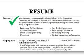 Resume Summary Statement Example by Resume Summary Statement Examples Posted In Getting A Job And