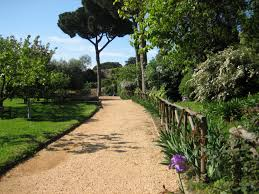 the gardens american academy in rome