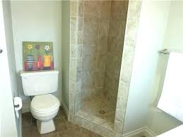 Stand Up Bathroom Shower Stand Up Shower Ideas Stall Floor Tile Ideas Shower Floor Tile