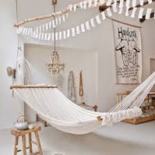 indoor hammocks to take a relaxing snooze in any time bedroom