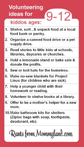 best 25 kids service projects ideas on pinterest service