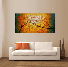 acrylic tree paintings on canvas best painting 2018