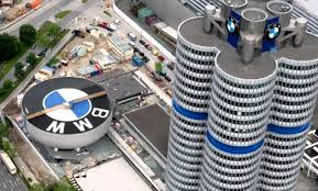 bmw car maker bmw has realized the importance of tech firms in manufacturing