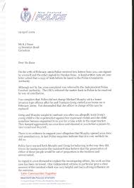 Police Cover Letter Example Cover Letter Examples Nz