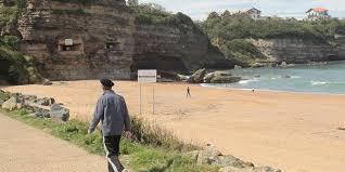 la chambre d amour un corps découvert près de la plage à anglet sud ouest fr
