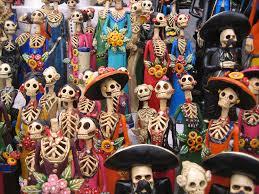 dia de los muertos decorations day of the dead