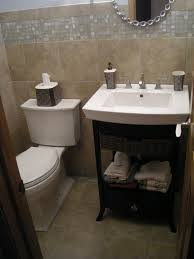 Guest Bathroom Design Ideas by Bathroom Small Half Bathroom Tile Ideas Modern Double Sink
