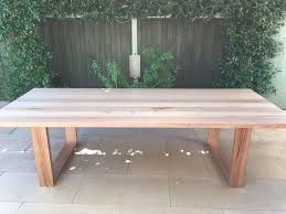 wooden table leg ideas lovely timber for outdoor furniture gallery on apartment set dining