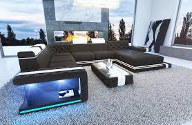 design bank bank imperial met led verlichting nativo design meubelen
