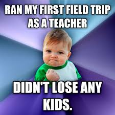 School Trip Meme - i was paranoid the whole time rebrn com