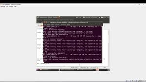 ubuntu network install tutorial ns2 tutorial how to install network simulator 2 35 ns2 35 in